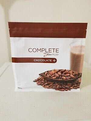 Juice Plus Complete Chocolate Shakes Large size 480g