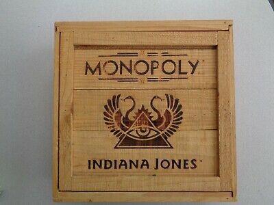 Indiana Jones Monopoly Replacement Collectible Game Piece