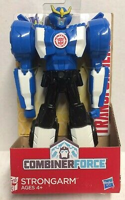 "Rare Transformers Robots in Disguise 12/"" Titan Heroes Steeljaw Epic Figure"