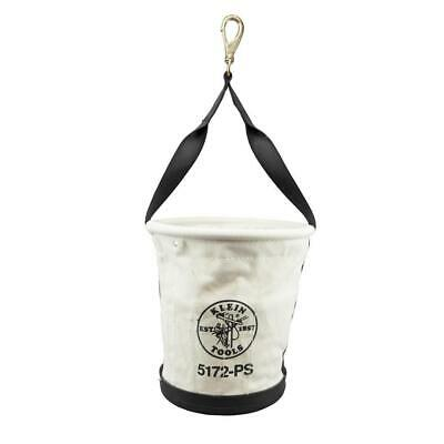 Tapered Wall Tool Bucket Klein Tools 9 in Made the Usa Glove Strap Long-lasting
