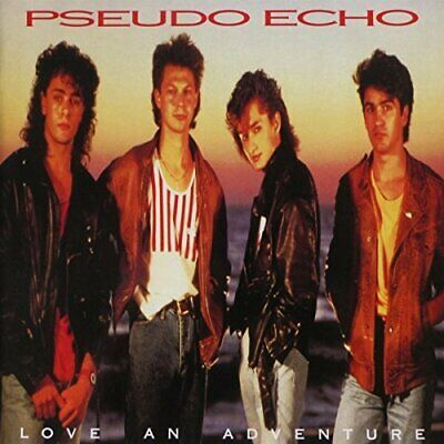 Pseudo Echo-Love An Adventure (Exp) (Uk) (Uk Import) Cd New
