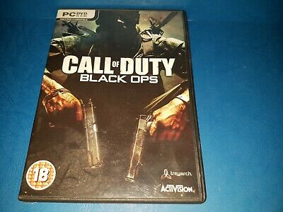 Call of Duty - Black Ops Pc (pre owned) In VGC