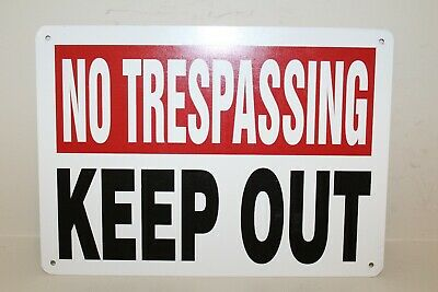Beware Of The Cobra Vintage Metal Garden Warning SignKeep Out No Trespassing
