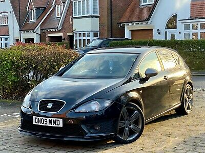 2009 Seat Leon Fr 2.0 Tdi Cr Facelift 170Bhp 80K Miltek Exhaust Coilovers Px