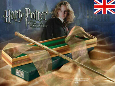 36cm Harry Potter Magic Wand Hermione Cosplay Stick Character Boxed Gifts Hot UK