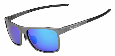 Spro Gamakatsu Polarisations Brille G-Glasses Over-G Light Green//Blue Sha