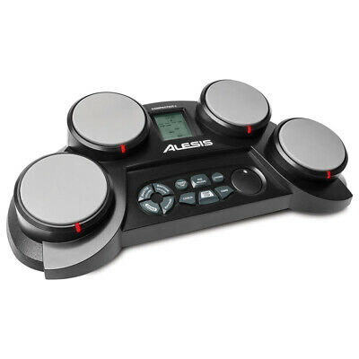 Alesis Compact Kit 4 Portable Electronic Drum Kit (NEW)