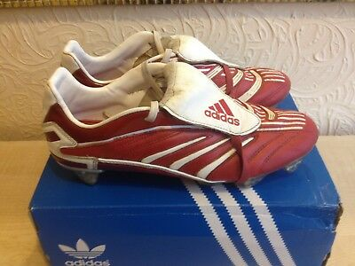 ADIDAS PREDATOR ABSOLUTE power sg football boot 6 rare