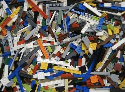 finishing tiles NEW LEGO Lot of 50 Green 1x4 smooth flat plates