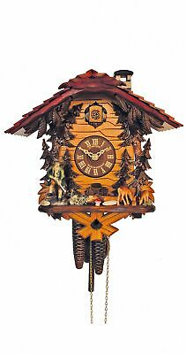 Cuckoo Clock Little black forest house SC 181/9 NEW