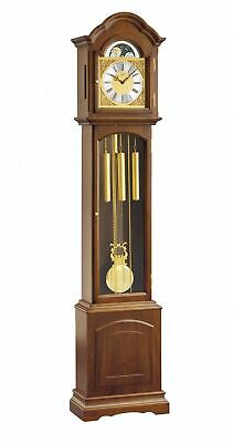 Grandfather clock walnut from Kieninger KN 0131-23-01 NEW