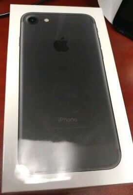 Apple iPhone 7 BLACK - 32GB - (Unlocked) AT&T T-Mobile MetroPCS - A1778 (GSM)