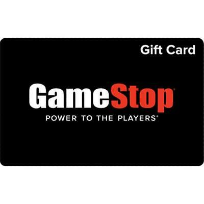 2 X $25 GAMESTOP Physical Cards - Free Shipping (a $50 value!)