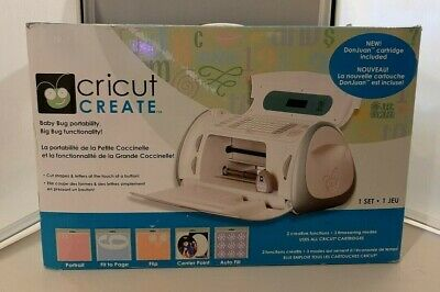 CriCut Create Machine - Excellent Condition -TESTED - Lots of Extras - FREE SHIP