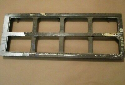 "Craftsman Table Saw Cast Iron Extension Wing from Older 9/"" Model 103.20000 etc"