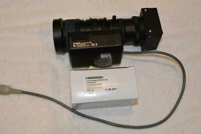 Fujinon H16X10A-M41 Tv Zoom Lens With Basler A102Kc Area Scan Camera