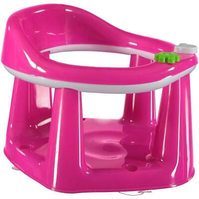 Dunya Fuchsia Baby Bath Seat Play Seat Chair For 6-15 Months Up to 13KG BPA Free