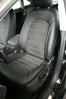 seat covers Set for Audi A5 Sportback (2007-2016) premium Leather Interior