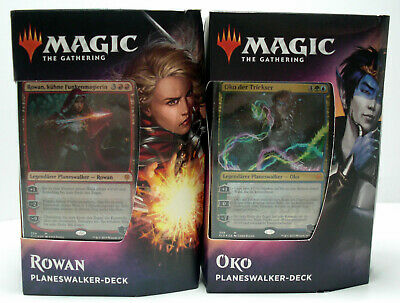 Planeswalker Deck Throne von Eldraine deutsch DE Magic Gathering MTG ELD Code