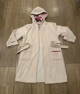 Girls Pink Age 7-8 Years Ted Baker Dressing Gown