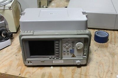 HP 8146A Optical Time Domain Reflectometer