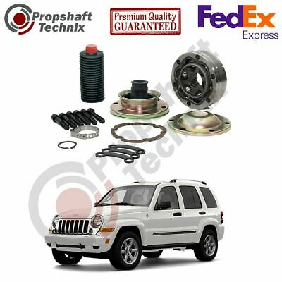 Front Drive Shaft Complete Replacement Joint Repair Kit For 99-07 Jeep Liberty