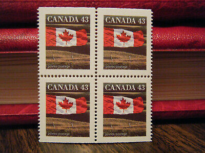 Canada  Scott  1359c  Booklet  Stamps   Mint VF NH