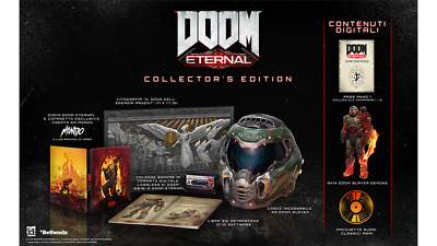 DOOM Eternal Collector's Edition ITA PS4 PREORDER   DAY ONE 20/03/2020