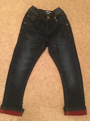 Next Boys Jeans Excellent Age 3/4 Skinny