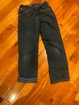 Mini Boden boys jeans Lined Age 10 years
