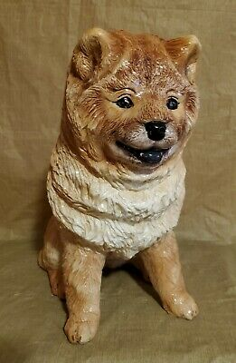 Townsend's Ceramic's Chow Pup