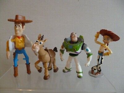 Featuring Jessie Woody and Buzz Sambro Toy Story Paint Your own Figures