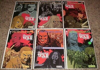 The Walking Dead U-PICK ONE #157,158,159,160 or 161 Image 2016 PRICED PER COMIC