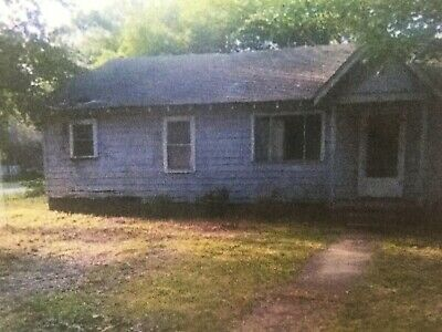 FIX & FLIP OPPORTUNITY HOUSE FOR SALE 2007 W 24th Ave, Pine Bluff Arkansas