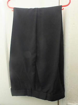 M&S Trouser - Black with Adjustable Waist £15.99    New  Free P & P