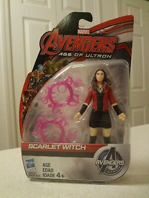 """Avengers Age Of Ultron 3.75"""" Scarlet Witch Figure Marvel Universe"""