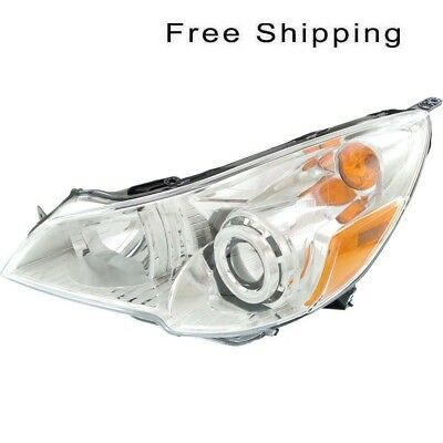 Halogen Head Lamp Assembly Driver Side Fits Subaru Legacy Outback SU2502136
