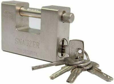 Heavy Duty Steel Padlock Lock for Garage Warehouse Shipping Container security