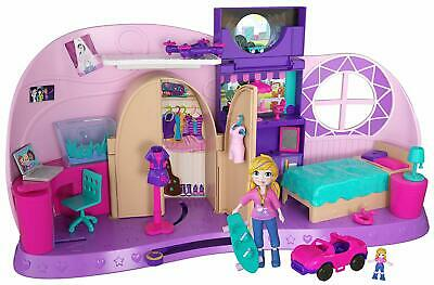 Polly Pocket Polly's Go Tiny Playset