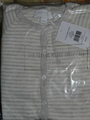 BNWT The White Company Girls Cotton/ Cashmere Jumpsuit/ Loungewear/ 11-12 years