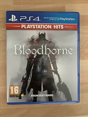 Bloodborne for PlayStation 4 (PS4) - PlayStation Hits