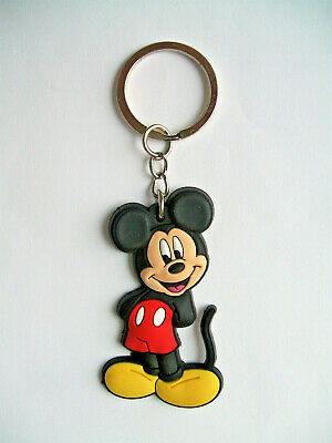 CCK115 - KEYRINGS - CARTOON CHARACTERS inspired by MOUSE (A)