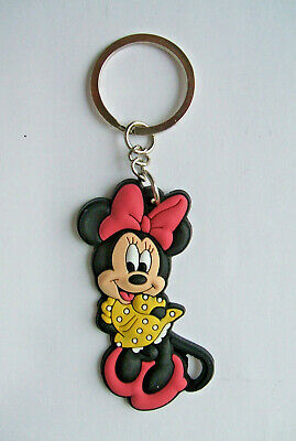 CCK116 - KEYRINGS - CARTOON CHARACTERS inspired by MOUSE (B)