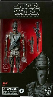 Star Wars Black Series The Mandalorian IG-11 BEST BUY EXCLUSIVE RARE