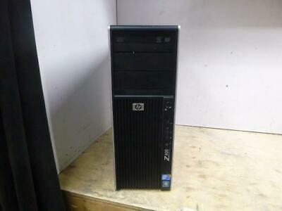HP Z400 Workstation Tower - Intel W3503 @ 2.4 GHz 4GB DDR3
