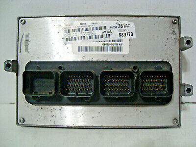 Engine Computer Programmed Plug/&Play 2007 Dodge Ram Truck 05094422AI 4.7L AT ECM