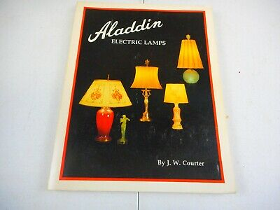 1996 Aladdin Electic Lamps Guide Book by J.W. Courter