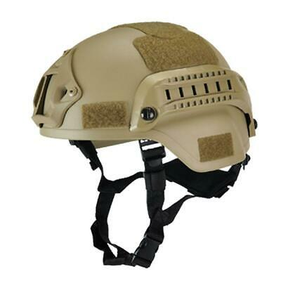 Outdoor Tactical Helmet Army Airsoft Military Tactical K2V9 Acc Hu Combat R Z6V8