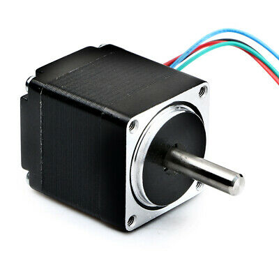 New Nema11 Hybrid Stepper Motor Bipolar 2-phase 12V 0.67A28mm DIY Robot CNC Tool