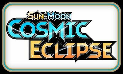 50x Sun & Moon COSMIC ECLIPSE ~ Pokemon Online Booster Code Cards Email Codes